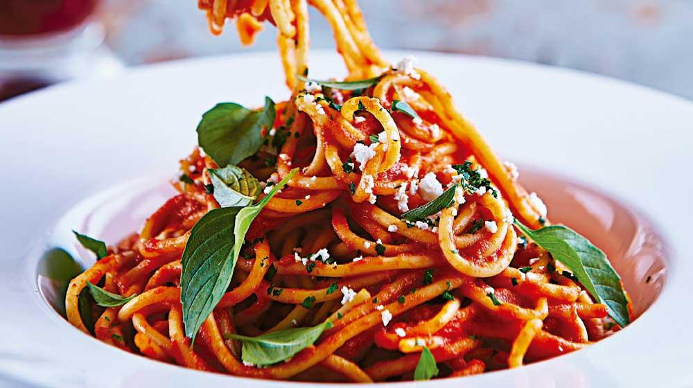 Image Result For Receta Espaguetis Pomodoro